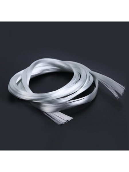 Стекловолокно Fiberglass для наращивания и ремонта ногтей (1 м.)