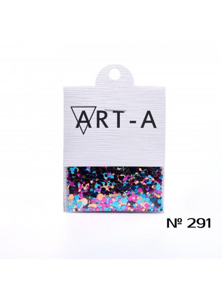 Камифубуки для дизайна ногтей №291