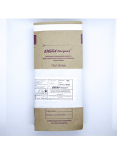 """Пакет из крафт-бумаги самозапечатывающийся для стерилизации """"DGM Steriguard"""" 75х150 мм (100 штук)"""